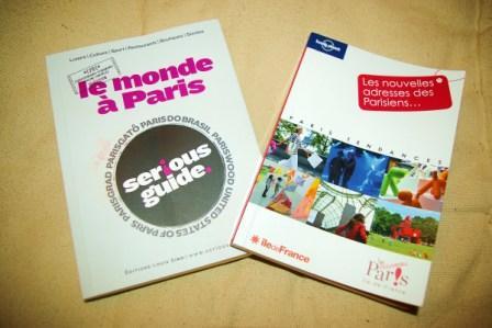 Serious guide - nouveau paris