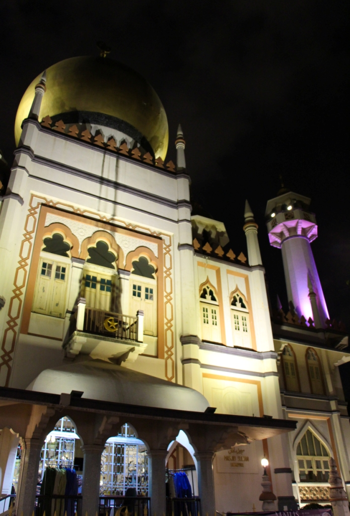 Singapour hajilane arab street