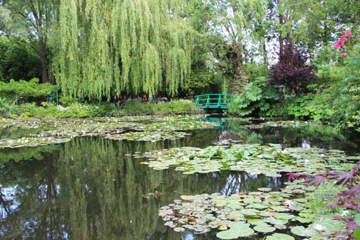 les jardins de giverny et la fondation claude monet bambi paris blog de curiosit s de. Black Bedroom Furniture Sets. Home Design Ideas