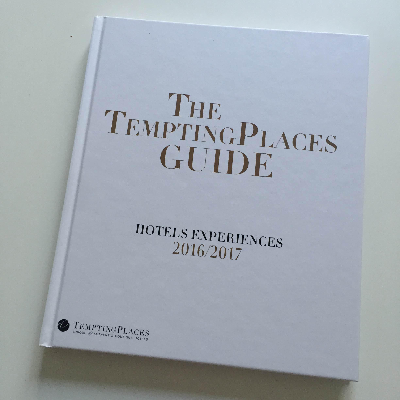 Le guide tempting places des plus beaux boutiques hotels for Tempting places