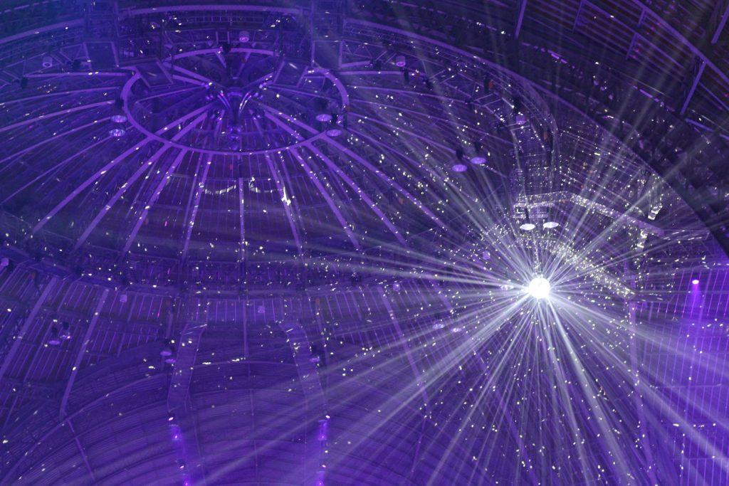 grand palais des neiges samsung paris parc attraction réalité virtuelle