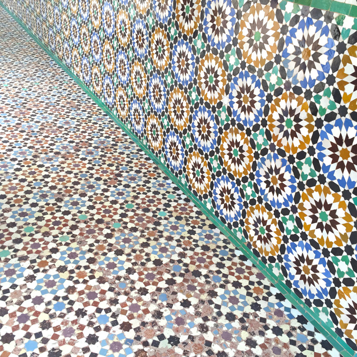 que faire un weekend à Marrakech medersa ben youssef