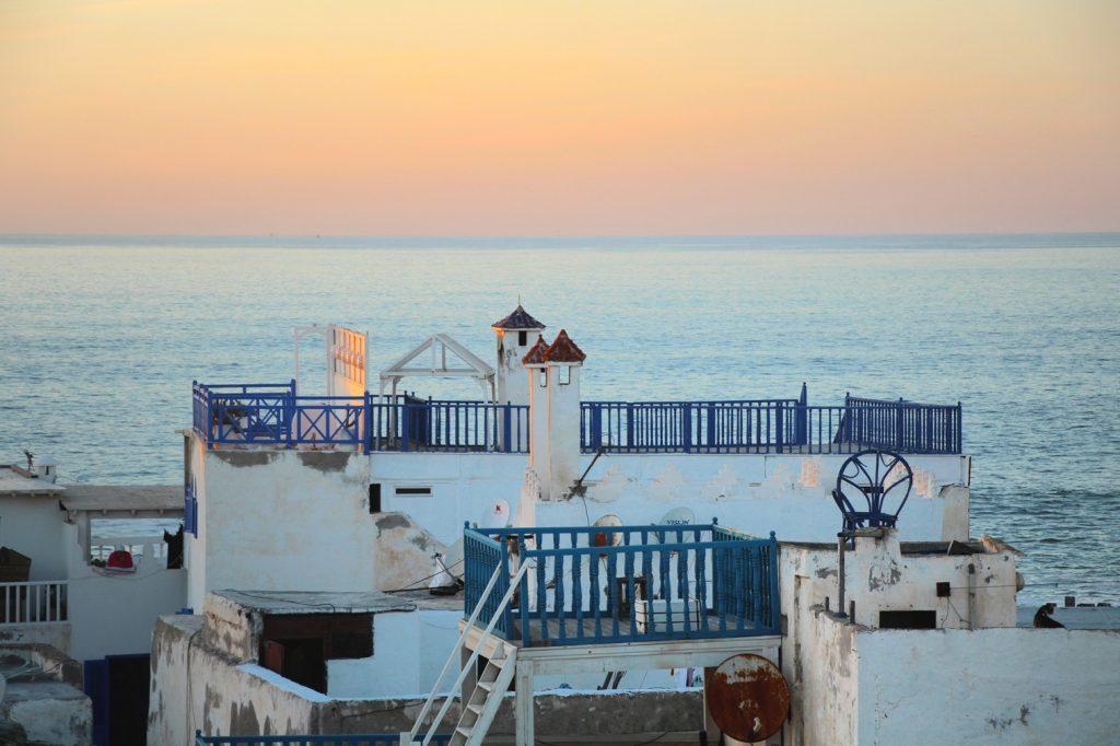 week-end en amoureux romantique Essaouira