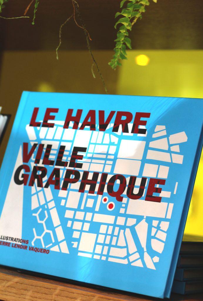 la havre ville graphique -saison graphique - graphisme - 500 ans du havre