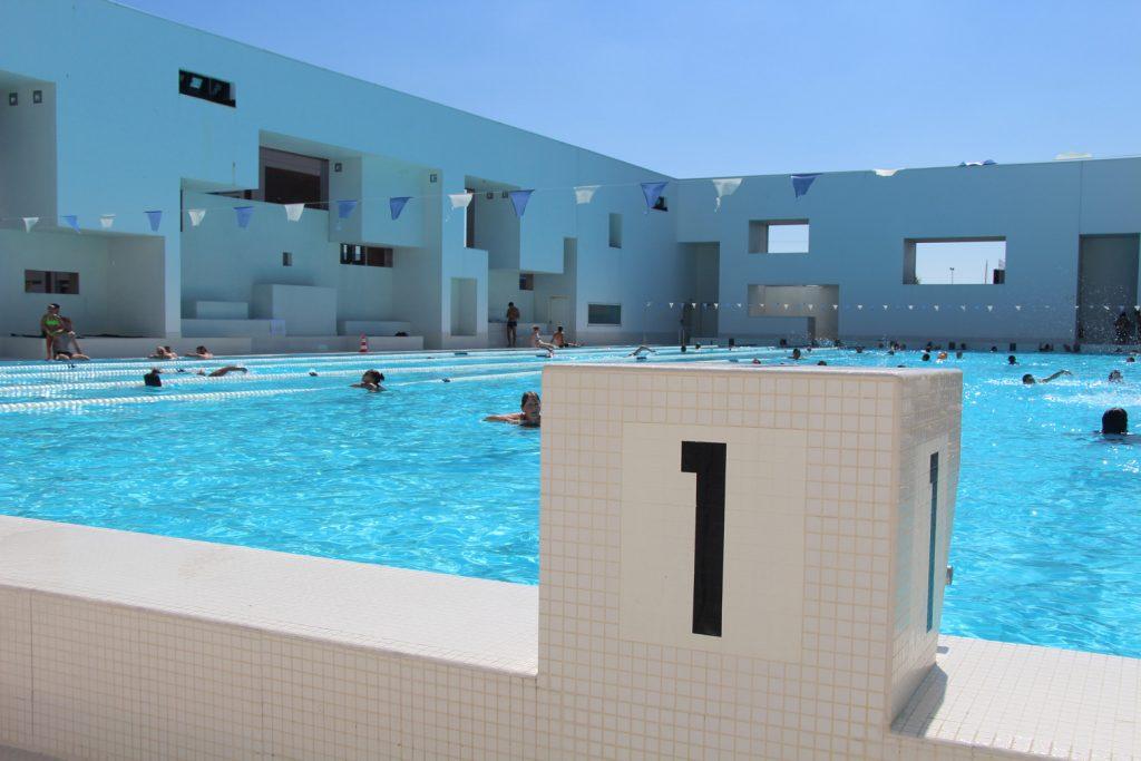 la havre ville graphique -saison graphique - graphisme - 500 ans du havre - piscine jean nouvel -bains maritimes