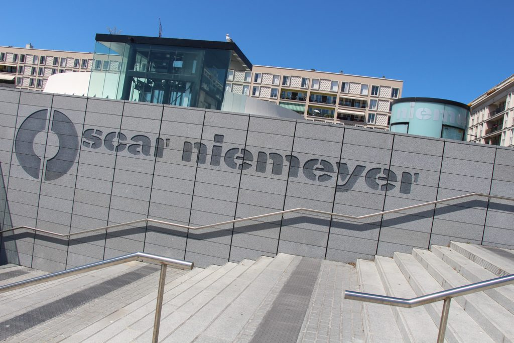 la havre ville graphique -saison graphique - graphisme - 500 ans du havre - volcan - place oscar niemeyer architecte