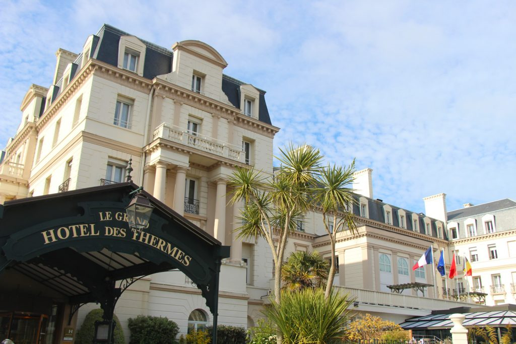 que faire à saint malo grand hotel des thermes spa thalasso