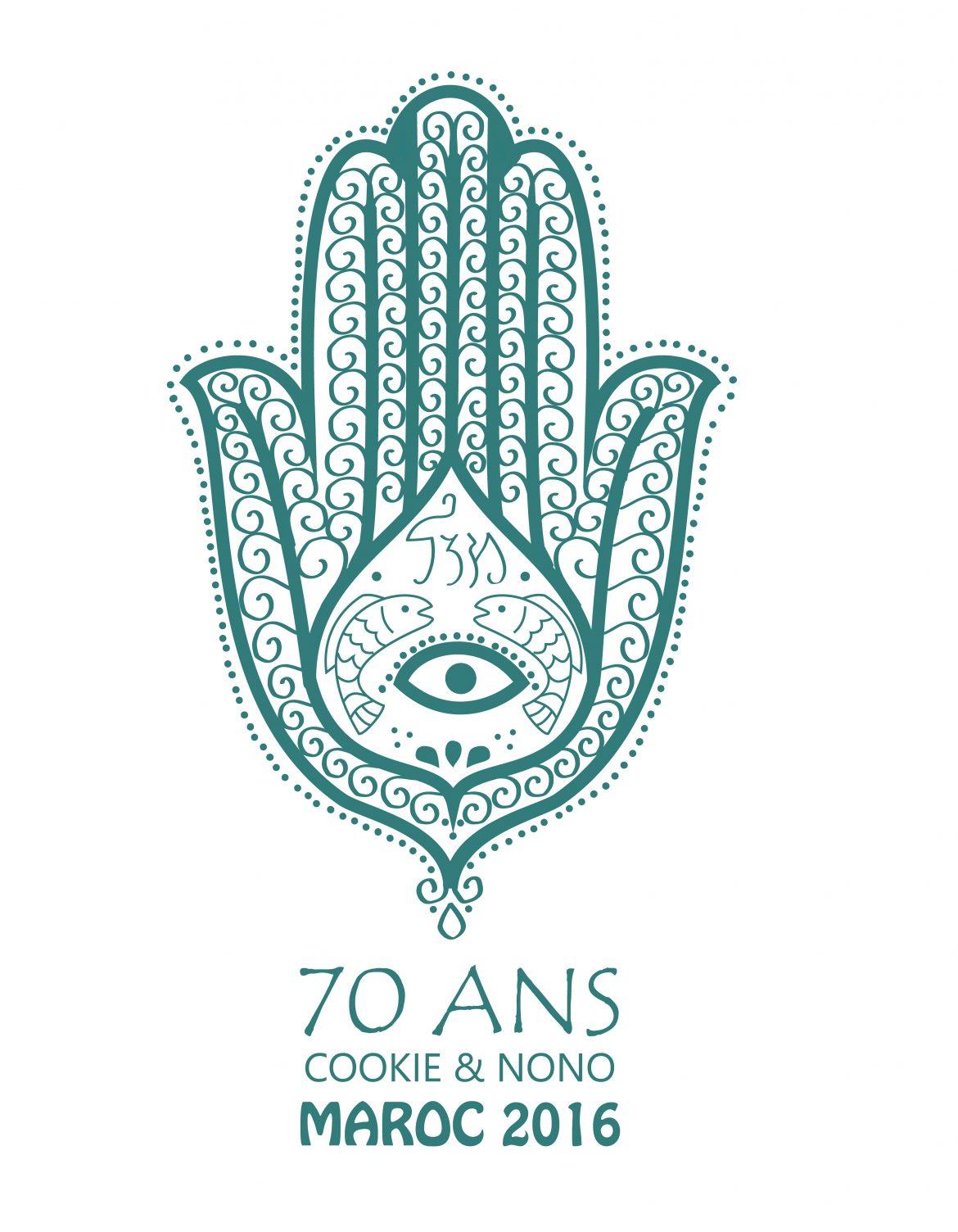 Graphisme illustration voyage au Maroc