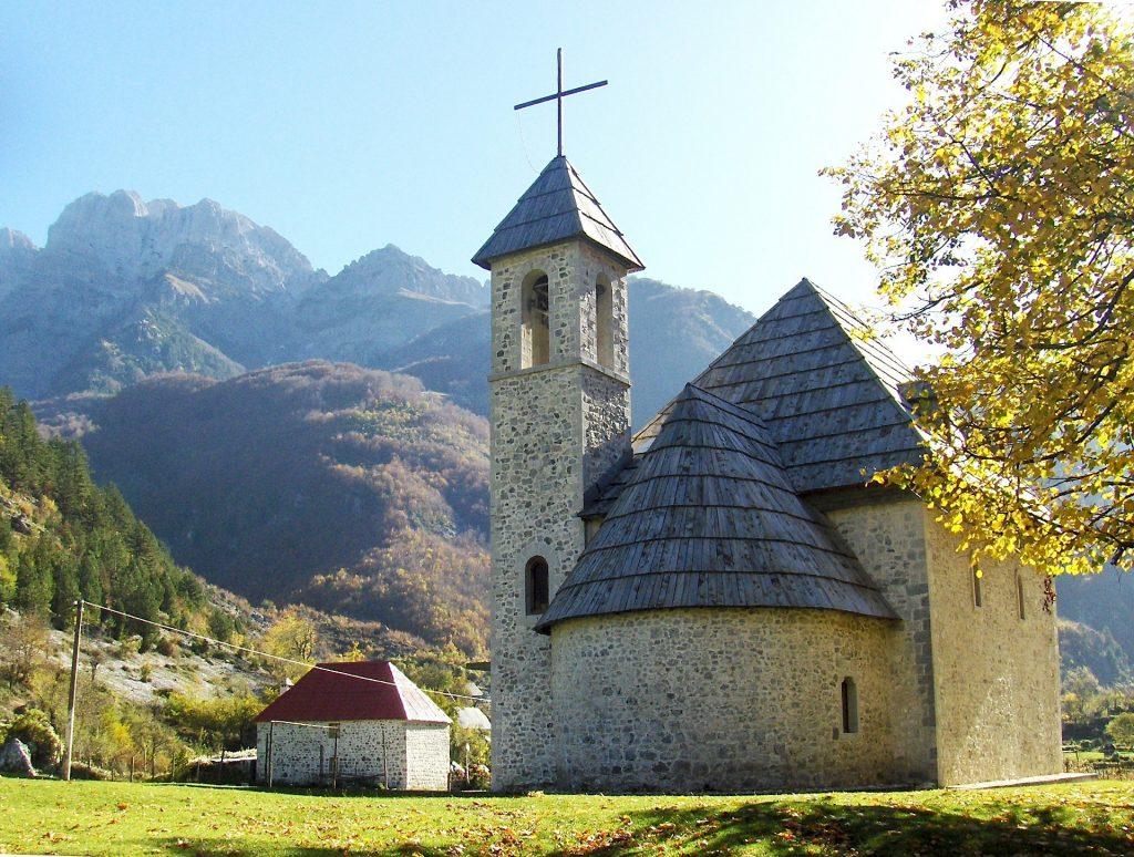 où partir pour les vacances de la toussaint - Albanie