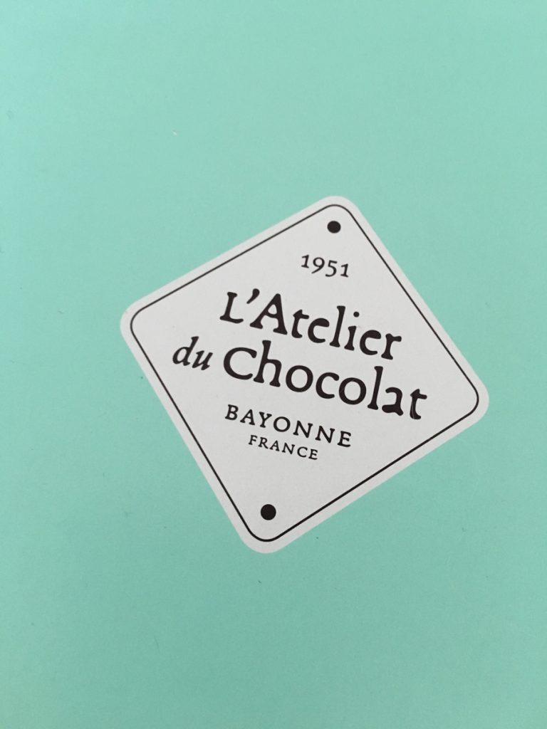 chocolat de noel atelier du chocolat Bayonne bouquet