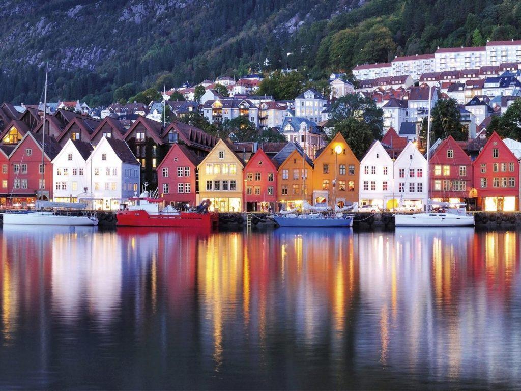 où partir en croisière les Fjords de Norvège