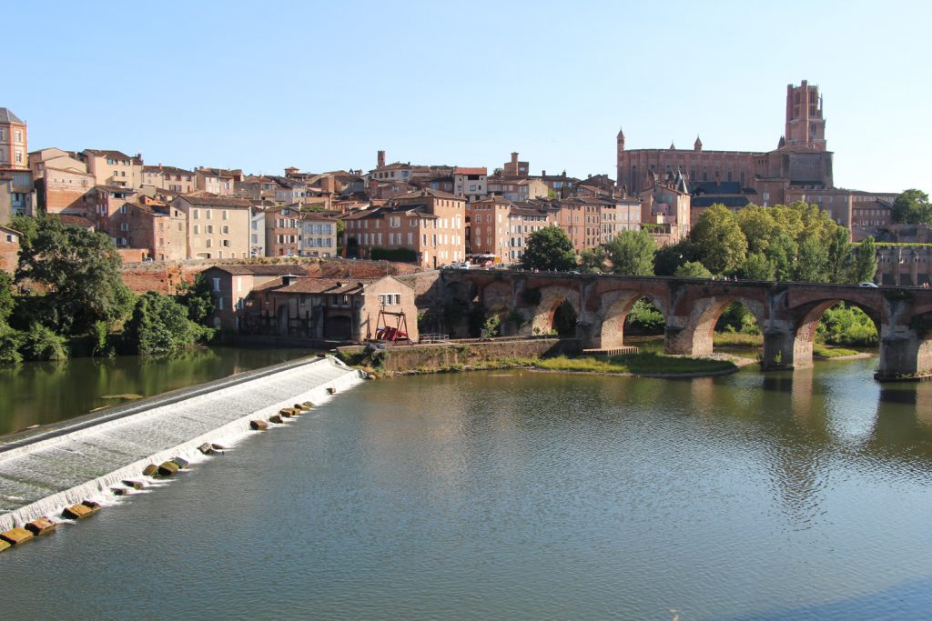 road trip en france occitanie albi