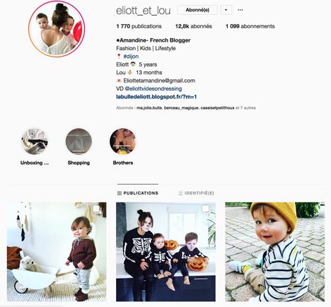 future maman bon plan compte instagram idées paris