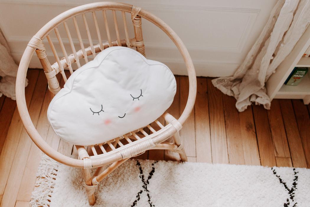 chambre bébé déménagement