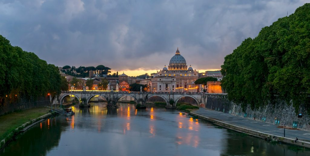 Rome villes que faire en italie