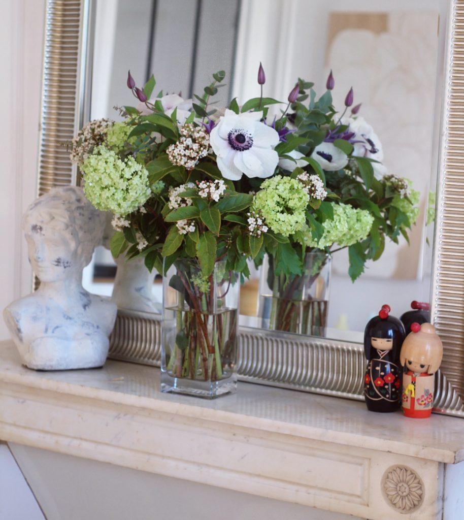 cadeau de naissance photo naissance offrir des fleurs