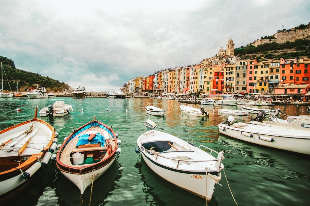 Italie du nord guide voyage que faire  rivieira italienne