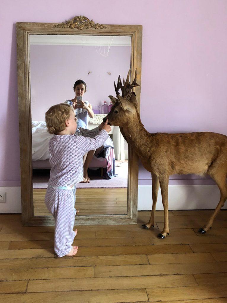 que faire un week-end à Provins en famille avec bébé maison Stella Cadente