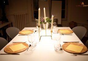 chef à domicile la belle assiette restaurant à la maison