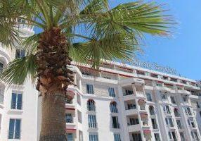 ou dormir à Cannes - Hotel Palace Majestic Barrieres croisette