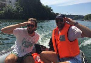 Louer un bateau sur la seine - paris concept insolite zodiac location