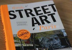 guide du street art à Paris Stéphanie Lombard